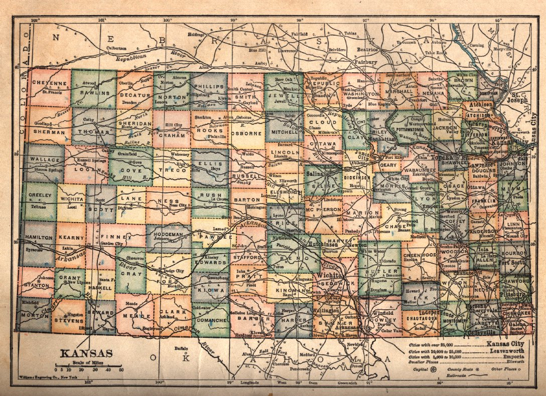 WWW-VL: History: United States History: US History Maps & Atlases ...